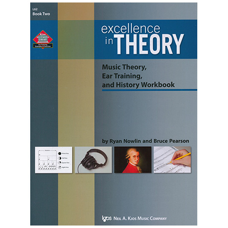 Nowlin, R. / Pearson B.:Excellence in Theory, Band 2