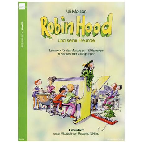 Molsen, U.: Robin Hood und seine Freunde