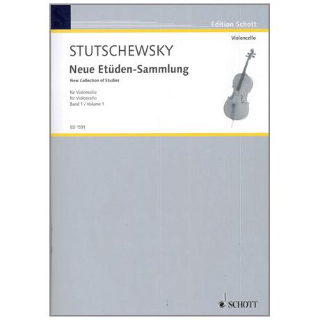 Stutschewsky, J.: Neue Etüden-Sammlung Band 1