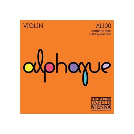 ALPHAYUE Violinsaiten SATZ von Thomastik-Infeld 4/4 | mittel