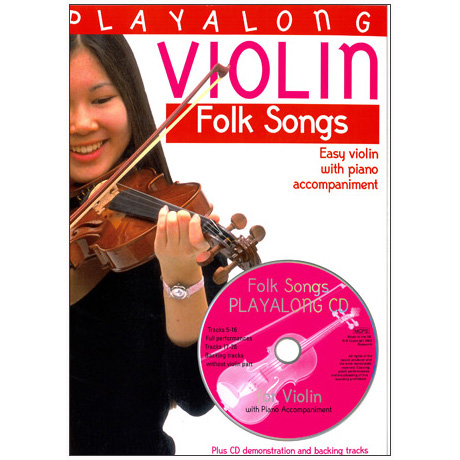 Folk Songs (+CD)