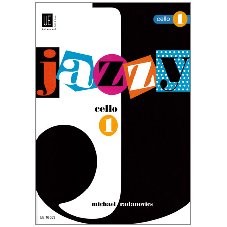 Radanovics: Jazzy Cello Band 1
