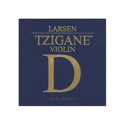 LARSEN Tzigane Violinsaite D