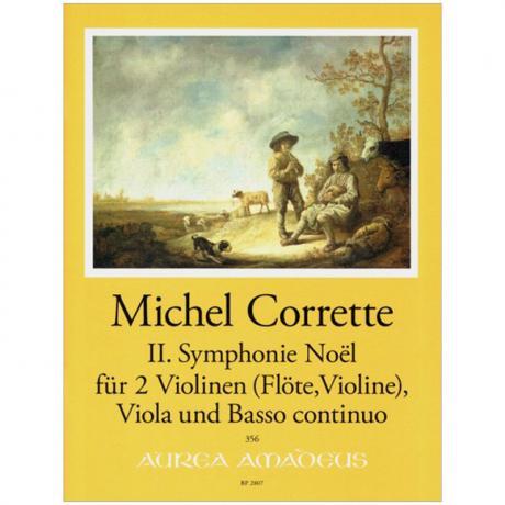 Corrette, M.: 2. Weihnachtssinfonie