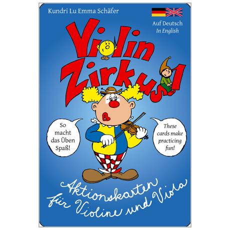 Schäfer, K. L. E.: ViolinZirkus 1 – Lernspiel