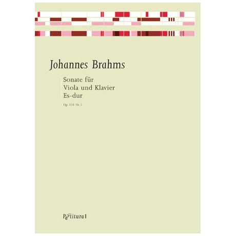 Brahms, J.: Sonate Es-Dur Op. 120 Nr. 2