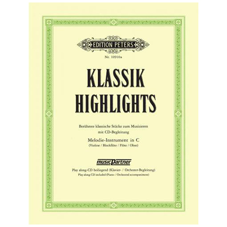 Klassik Highlights – Band 1 (+CD)