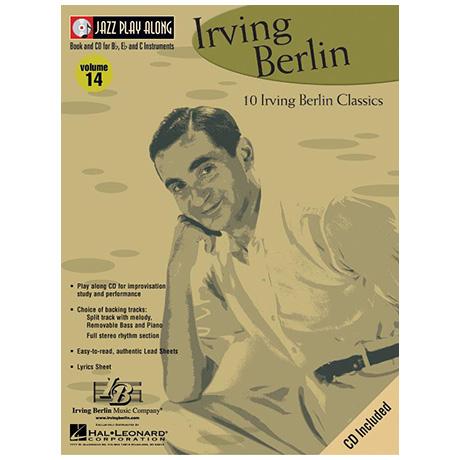 Irving Berlin (+CD)