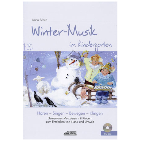 Schuh, K.: Winter-Musik im Kindergarten