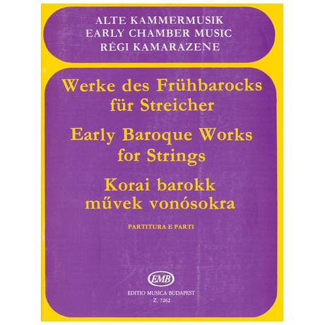 Alte Kammermusik - Werke des Frühbarocks