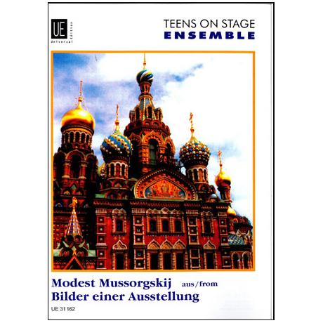 Mussorgski, M. P.: Ausgewählte Stücke aus »Bilder einer Ausstellung«