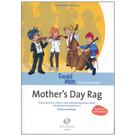 Holzer-Rhomberg, A.: Mother's Day Rag