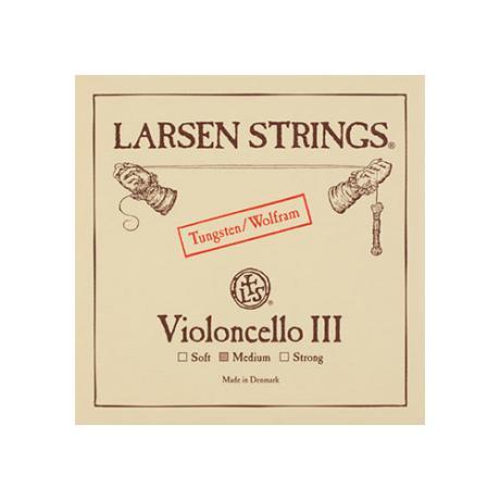 LARSEN Cellosaite G 4/4 | mittel