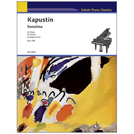 Kapustin, N.: Sonatina Op. 100