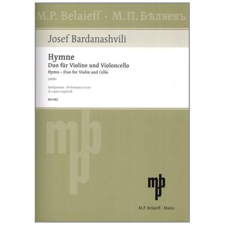 Bardanashvili, J.: Hymne (2004)