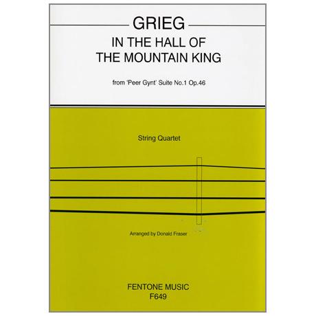 Grieg, E.: In der Halle des Bergkönigs Op. 46