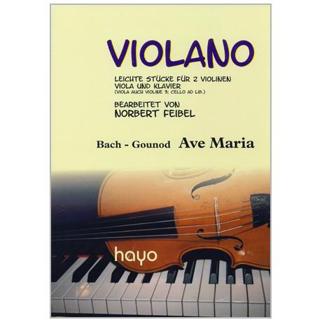 Bach, J. S./Gounod, Ch.: Ave Maria