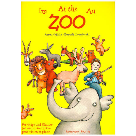 Cofalik / Rychlik: Im Zoo