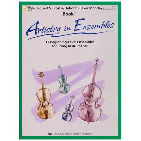 Frost/Baker-Monday: Artistry in Ensembles