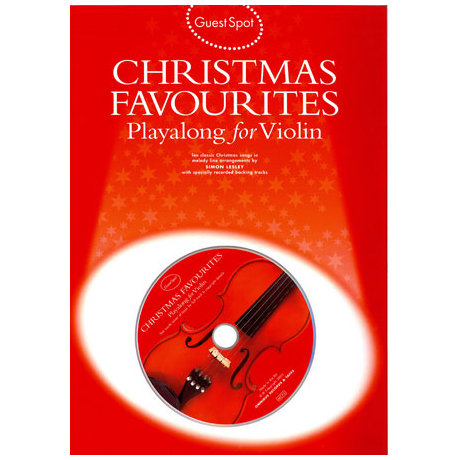 Christmas Favourites (+CD)