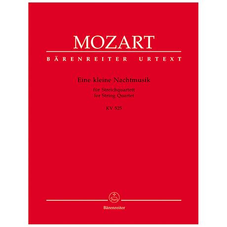 Mozart, W. A.: Eine kleine Nachtmusik KV 525 – Stimmen
