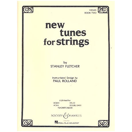 Fletcher, S.: New Tunes for Strings Band 2
