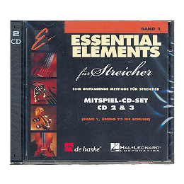 Allen, M.: Essential Elements Band 1 – CD 2 & 3