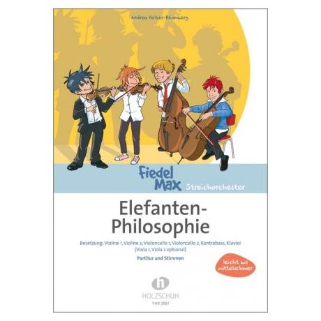 Holzer-Rhomberg, A.: Elefanten-Philosophie