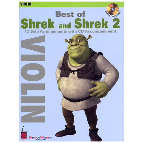 Best Of Shrek And Shrek 2 - Instrumental Solos (Violin)