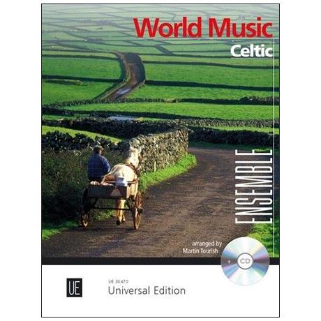 Celtic für flexibles Ensemble (+MP3-CD)