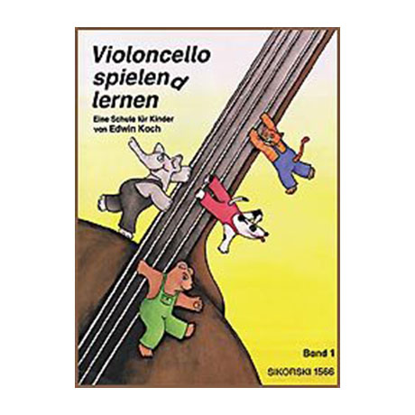 Koch, E.: Violoncello spielen(d) lernen Band 1