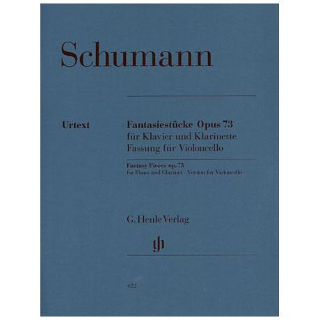 Schumann, R.: Fantasiestücke Op. 73