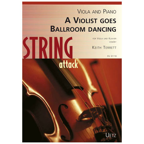 Terrett, K.: A Violist goes Ballroom Dancing
