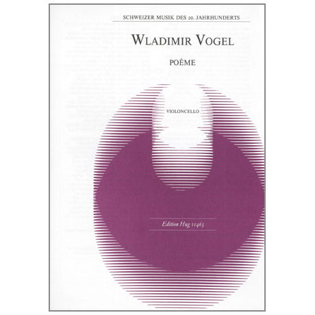 Vogel, W.: Poeme