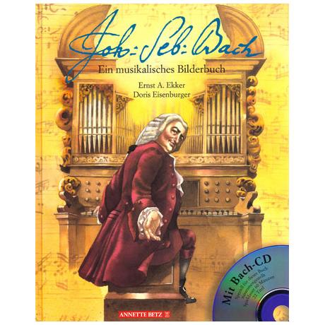 Johann Sebastian Bach (+CD)