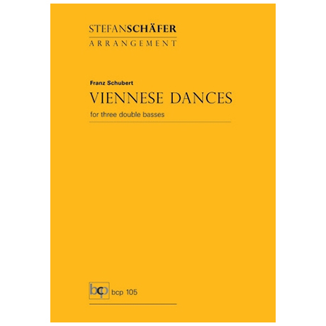 Schubert, F.: Viennese Dances