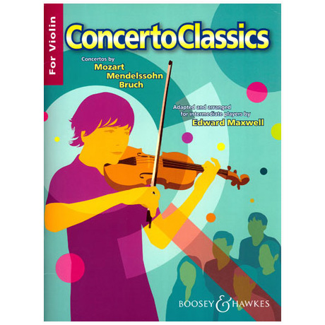 Concerto Classics for Violin