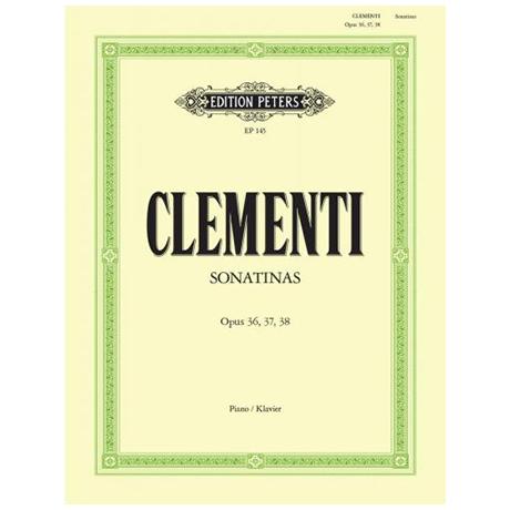 Clementi, M.: 12 Sonatinen Op. 36 und Op. 4