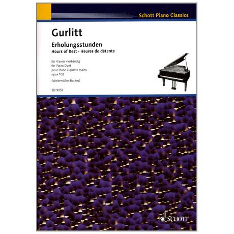 Schott Piano Classics - Gurlitt: Erholungsstunden
