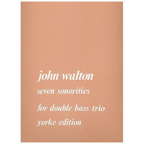 Walton, J.: 7 Sonorities
