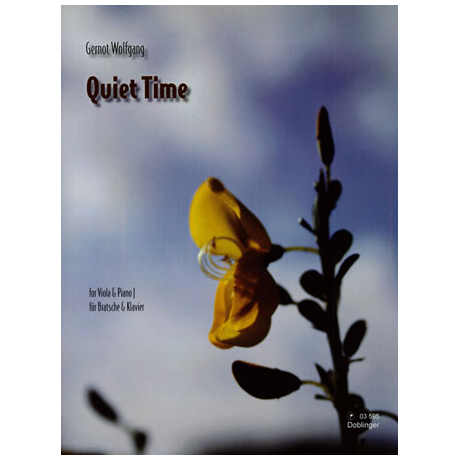 Wolfgang, G.: Quiet Time