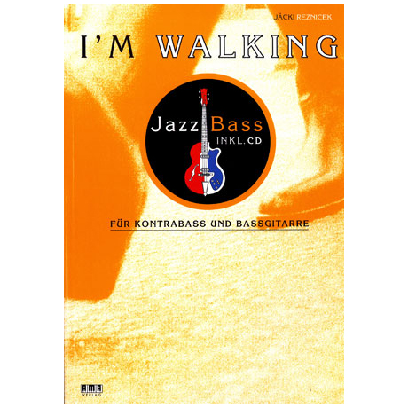 Resnizcek, J.: I'm walking - Jazz Bass