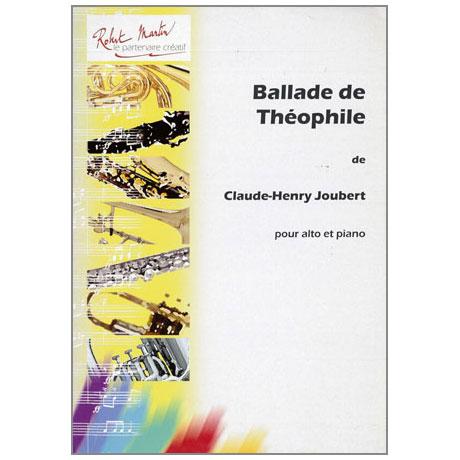 Joubert, C-H.: Ballade de Théophile