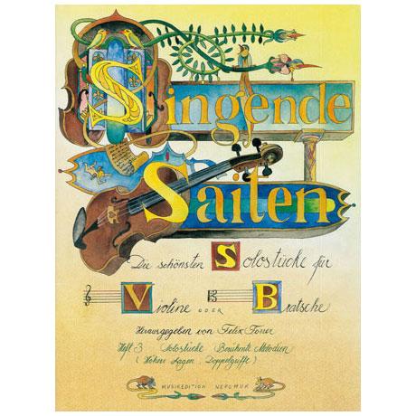 Singende Saiten Band 3