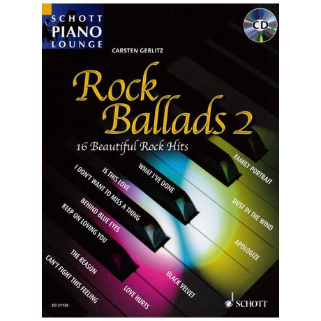 Gerlitz, C.: Rock Ballads 2
