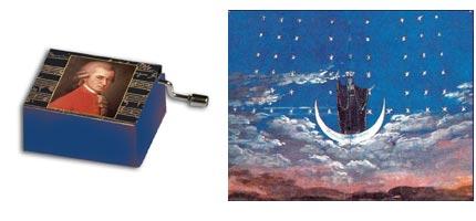 Music box Magic Flute