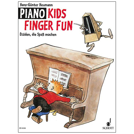 Heumann, H.-G.: Piano Kids Finger Fun