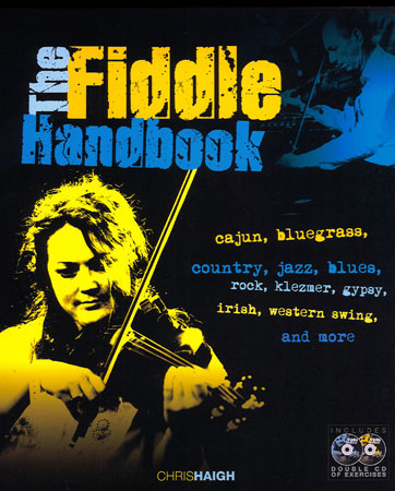 Haigh, Ch.: The Fiddle Handbook (+ CD)