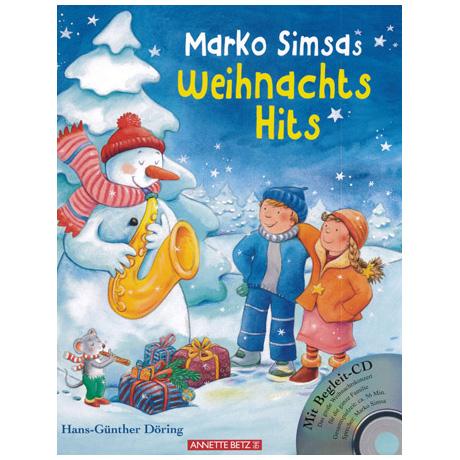 Marko Simsas Weihnachts Hits (+CD)