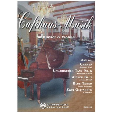 Steffen, H.: Caféhaus-Musik